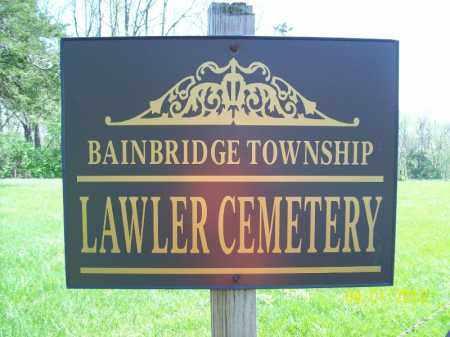 ***LAWLER, CEMETERY*** - Schuyler County, Illinois   CEMETERY*** ***LAWLER - Illinois Gravestone Photos