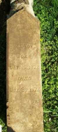LAWLER, GUY - Schuyler County, Illinois | GUY LAWLER - Illinois Gravestone Photos
