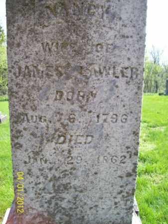LAWLER, NANCY - Schuyler County, Illinois | NANCY LAWLER - Illinois Gravestone Photos