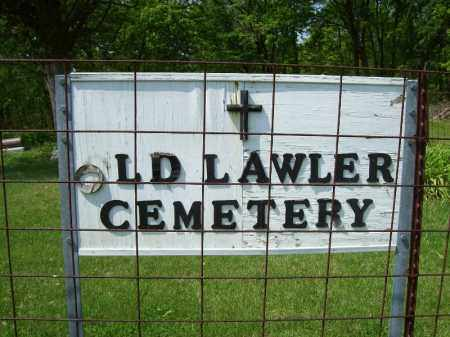 ***OLD LAWLER, CEMETERY*** - Schuyler County, Illinois | CEMETERY*** ***OLD LAWLER - Illinois Gravestone Photos