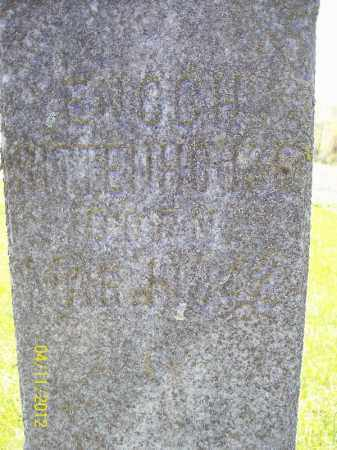 RITTENHOUSE, ENOCH - Schuyler County, Illinois   ENOCH RITTENHOUSE - Illinois Gravestone Photos