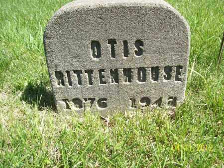 RITTENHOUSE, OTIS - Schuyler County, Illinois   OTIS RITTENHOUSE - Illinois Gravestone Photos