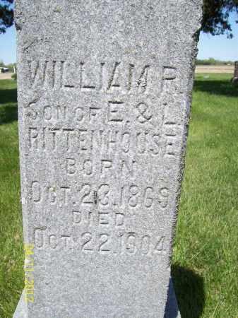 RITTENHOUSE, WILLIAM P. - Schuyler County, Illinois   WILLIAM P. RITTENHOUSE - Illinois Gravestone Photos