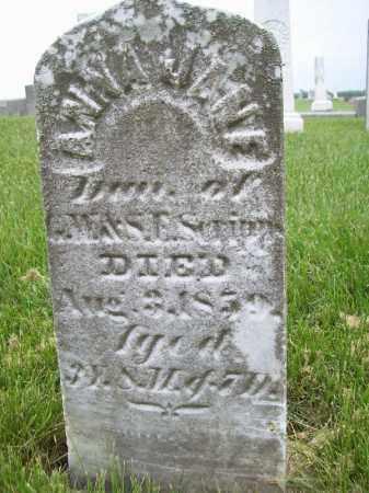 SCRIPPS, ANNA JANE - Schuyler County, Illinois | ANNA JANE SCRIPPS - Illinois Gravestone Photos