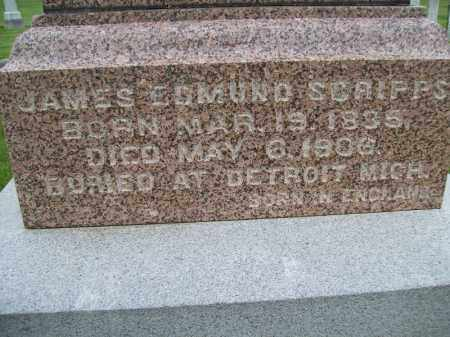 SCRIPPS, JAMES EDMUND - Schuyler County, Illinois | JAMES EDMUND SCRIPPS - Illinois Gravestone Photos