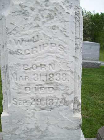 SCRIPPS, WM. H. - Schuyler County, Illinois | WM. H. SCRIPPS - Illinois Gravestone Photos