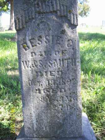 SMITH, BESSIE - Schuyler County, Illinois | BESSIE SMITH - Illinois Gravestone Photos