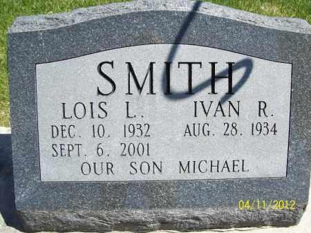 SMITH, IVAN R. - Schuyler County, Illinois | IVAN R. SMITH - Illinois Gravestone Photos