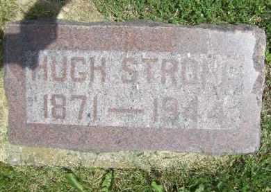 STRONG, HUGH - Schuyler County, Illinois   HUGH STRONG - Illinois Gravestone Photos