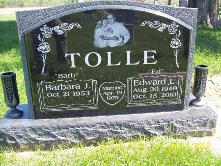TOLLE, BARBARA J. - Schuyler County, Illinois | BARBARA J. TOLLE - Illinois Gravestone Photos