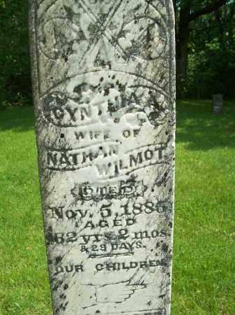BEARD WILMOT, CYNTHIA ANN - Schuyler County, Illinois | CYNTHIA ANN BEARD WILMOT - Illinois Gravestone Photos