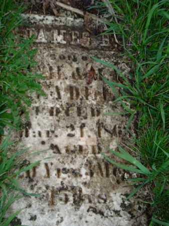 BEADLES, JAMES H. - Scott County, Illinois | JAMES H. BEADLES - Illinois Gravestone Photos