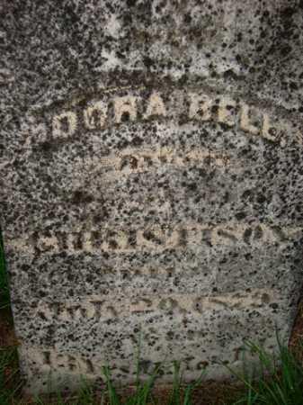 CHRISTISON, DORA BELL - Scott County, Illinois | DORA BELL CHRISTISON - Illinois Gravestone Photos