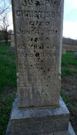 CHRISTISON, JOSEPH - Scott County, Illinois | JOSEPH CHRISTISON - Illinois Gravestone Photos