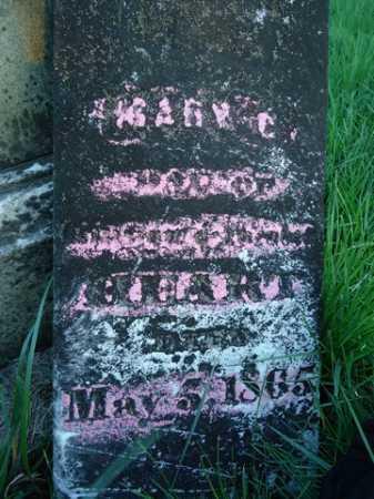 HART, MARY C. - Scott County, Illinois | MARY C. HART - Illinois Gravestone Photos