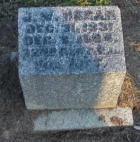 HOGAN, J.W. - Scott County, Illinois   J.W. HOGAN - Illinois Gravestone Photos