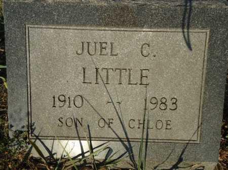 LITTLE, JUEL C. - Scott County, Illinois | JUEL C. LITTLE - Illinois Gravestone Photos
