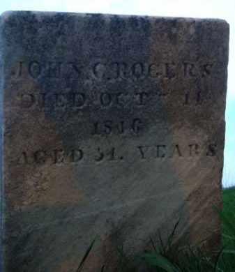 ROGERS, JOHN C. - Scott County, Illinois | JOHN C. ROGERS - Illinois Gravestone Photos