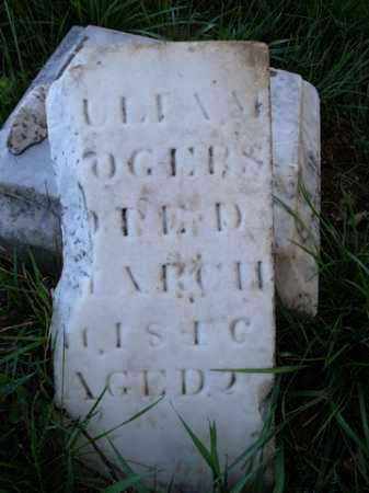 ROGERS, JULIAN - Scott County, Illinois | JULIAN ROGERS - Illinois Gravestone Photos