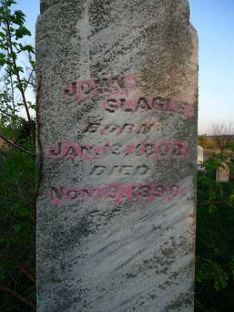 SLAGLE, JOHN - Scott County, Illinois | JOHN SLAGLE - Illinois Gravestone Photos