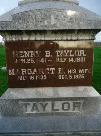 TAYLOR, HENRY B. - Scott County, Illinois | HENRY B. TAYLOR - Illinois Gravestone Photos