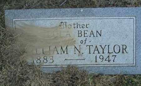 TAYLOR, LULA - Scott County, Illinois | LULA TAYLOR - Illinois Gravestone Photos