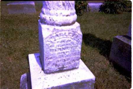BENNETT, MARLEY - Shelby County, Illinois   MARLEY BENNETT - Illinois Gravestone Photos