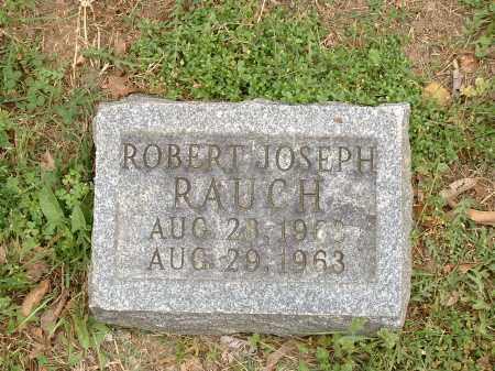 RAUCH, ROBERT JOSEPH - St. Clair County, Illinois | ROBERT JOSEPH RAUCH - Illinois Gravestone Photos