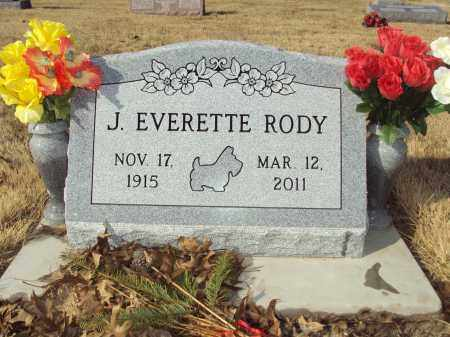 REEVES RODY, J. EVERETTE - St. Clair County, Illinois | J. EVERETTE REEVES RODY - Illinois Gravestone Photos