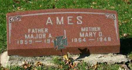 BARBER AMES, MARY D. - Stark County, Illinois | MARY D. BARBER AMES - Illinois Gravestone Photos