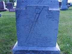 COLWELL, REUBEN - Stark County, Illinois | REUBEN COLWELL - Illinois Gravestone Photos