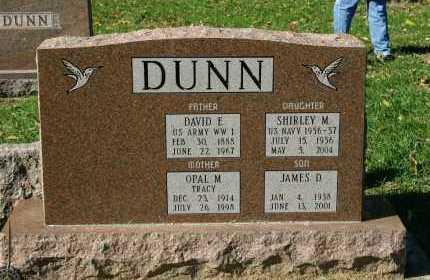 DUNN, JAMES D. - Stark County, Illinois | JAMES D. DUNN - Illinois Gravestone Photos