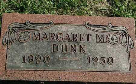 DUNN, MARGARET M. - Stark County, Illinois | MARGARET M. DUNN - Illinois Gravestone Photos