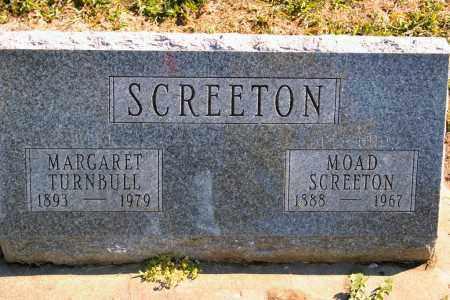 SCREETON, MARGARET - Stark County, Illinois | MARGARET SCREETON - Illinois Gravestone Photos