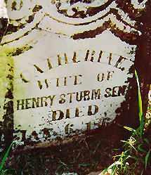 DALRYMPLE STURM, CATHERINE - Stark County, Illinois | CATHERINE DALRYMPLE STURM - Illinois Gravestone Photos
