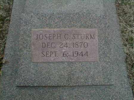 STURM, JOSEPH C. - Stark County, Illinois | JOSEPH C. STURM - Illinois Gravestone Photos