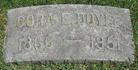 DOYLE, CORA E. - Stephenson County, Illinois | CORA E. DOYLE - Illinois Gravestone Photos