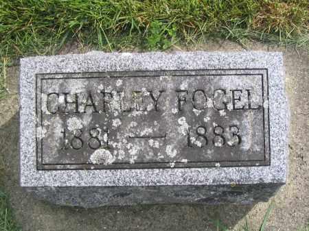 FOGEL, CHARLEY - Stephenson County, Illinois   CHARLEY FOGEL - Illinois Gravestone Photos