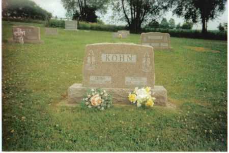 PHILLIPS KOHN, LEOMA - Stephenson County, Illinois | LEOMA PHILLIPS KOHN - Illinois Gravestone Photos
