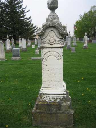 RAEDECKKER NOTT, WILHELMINA SOPHIA - Stephenson County, Illinois | WILHELMINA SOPHIA RAEDECKKER NOTT - Illinois Gravestone Photos