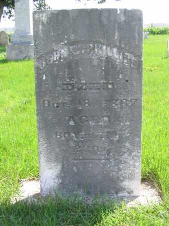 PHILLIPS, JOHN W. - Stephenson County, Illinois   JOHN W. PHILLIPS - Illinois Gravestone Photos