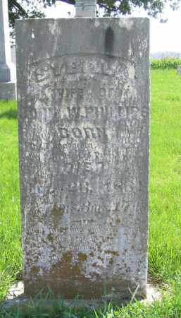 PHILLIPS, SYBILLA - Stephenson County, Illinois   SYBILLA PHILLIPS - Illinois Gravestone Photos