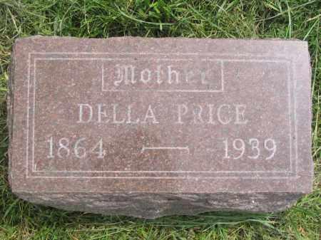 PRICE, DELLA - Stephenson County, Illinois | DELLA PRICE - Illinois Gravestone Photos