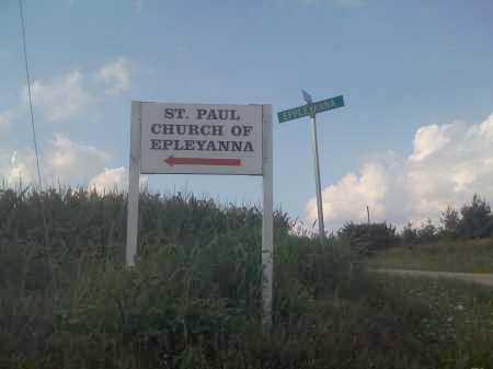 ST. PAUL CHURCH, CEMETARY - Stephenson County, Illinois | CEMETARY ST. PAUL CHURCH - Illinois Gravestone Photos