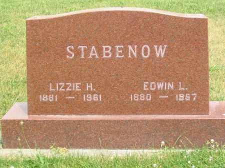 STABENOW, LIZZIE H. - Stephenson County, Illinois | LIZZIE H. STABENOW - Illinois Gravestone Photos