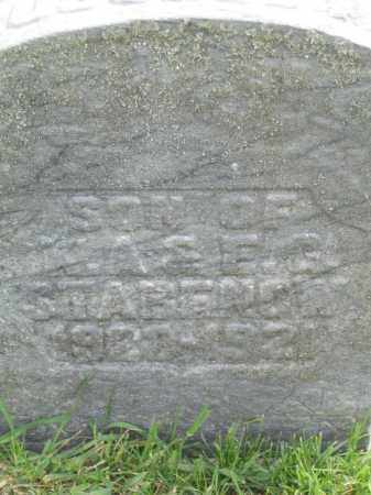 STABENOW, RUSSELL M. - Stephenson County, Illinois | RUSSELL M. STABENOW - Illinois Gravestone Photos