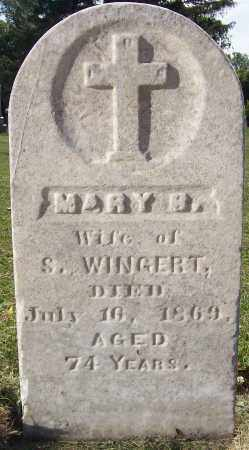 WINGERT, SEBASTIAN - Stephenson County, Illinois | SEBASTIAN WINGERT - Illinois Gravestone Photos