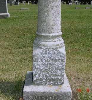YEIGH, ADA L. - Stephenson County, Illinois   ADA L. YEIGH - Illinois Gravestone Photos