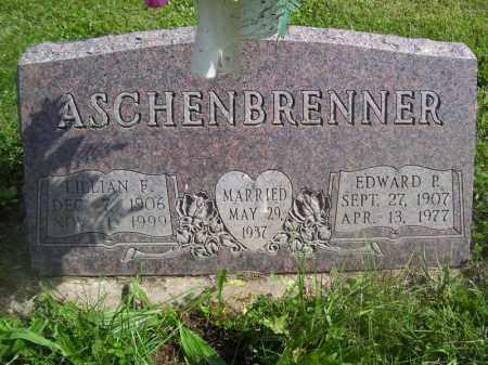 ASCHENBRENNER, LILLIAN F - Tazewell County, Illinois   LILLIAN F ASCHENBRENNER - Illinois Gravestone Photos