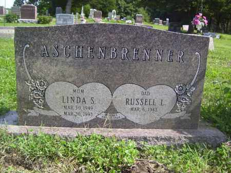 ASCHENBRENNER, LINDA S - Tazewell County, Illinois | LINDA S ASCHENBRENNER - Illinois Gravestone Photos
